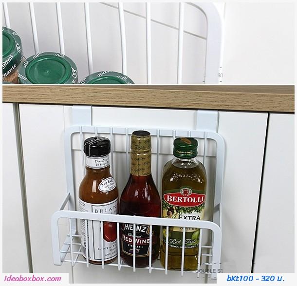 ตะแกรงใส่ของ Hanging Basket Storage