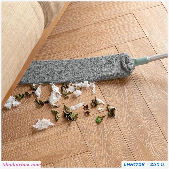 ไม้ม็อบเก็บฝุ่น Cleaning Tool ทำความสะอาดช่องแคบ