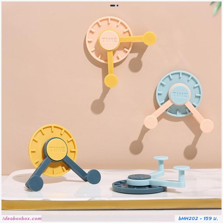 ที่แขวนของ Clock hook (เซต 4 ตัว)